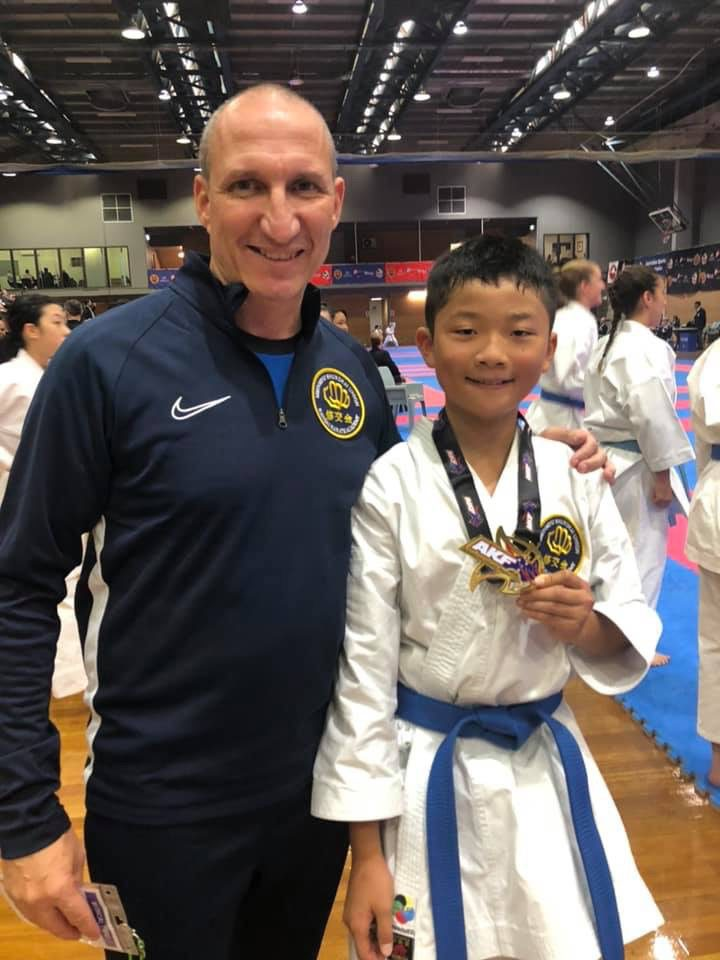 Results from the 2019 Australian Open Championships