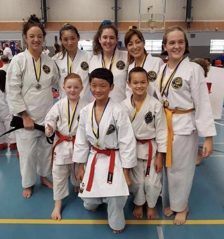 Results from 2019 SSU Championships